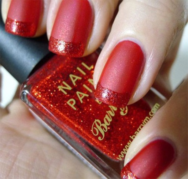 Red Nail Art Designs (43)