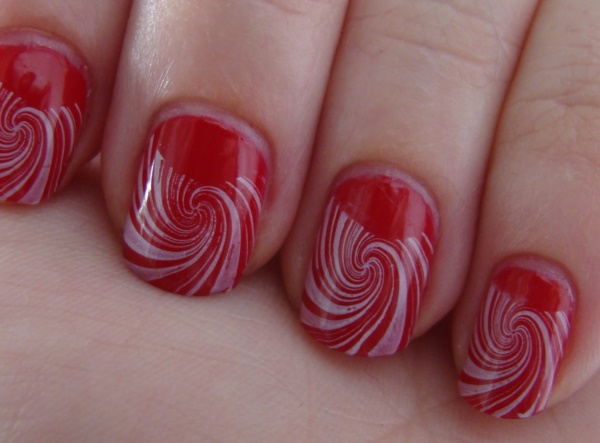 Red Nail Art Designs (45)