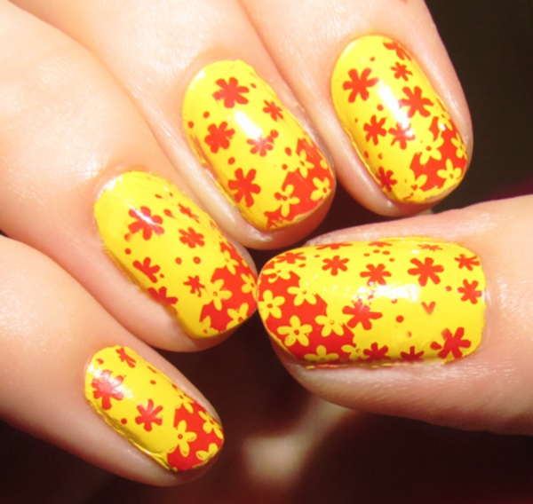 Red Nail Art Designs (49)
