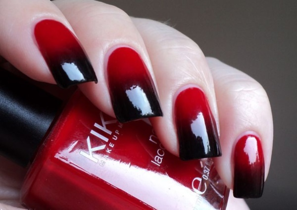 Red Nail Art Designs (63)