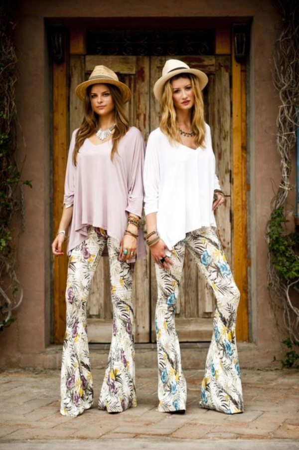 101 Boho Chic Fashion Outfits To Feel The Hipster Look