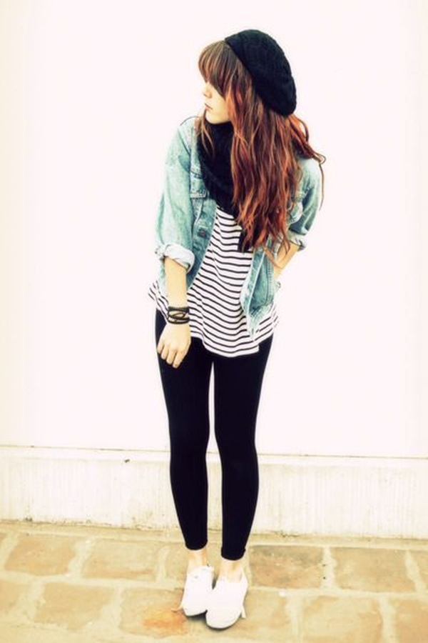 Cute Fashion Outfits for Teens (64)