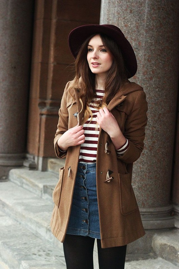Brown Jacket Outfit - Fashion Ideas