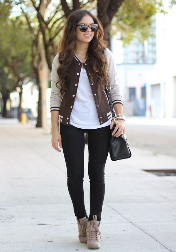 Ideas to wear Jacket Outfits (3)