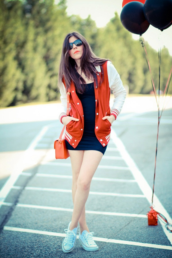Ideas to wear Jacket Outfits (55)