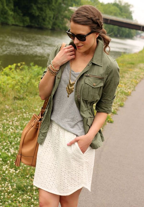 Ideas to wear Jacket Outfits (6)