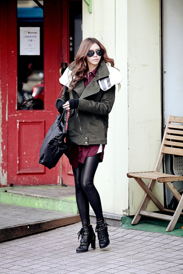 Ideas to wear Jacket Outfits (61)