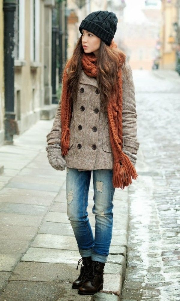 Ideas to wear Jacket Outfits (7)