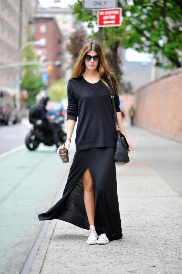 Flattering Skirt Outfits Ideas 5