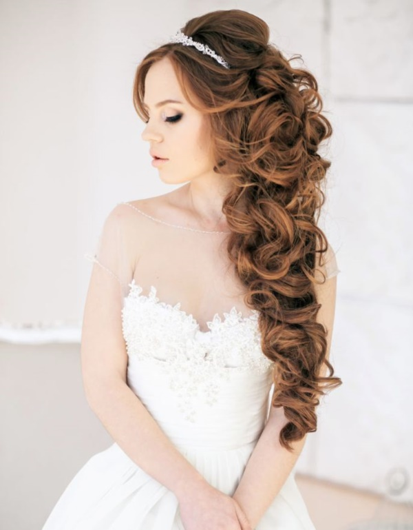 Long and Short Wedding Hairstyles021