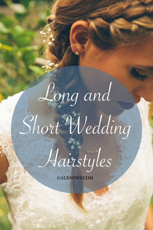 Long and Short Wedding Hairstyles1.1