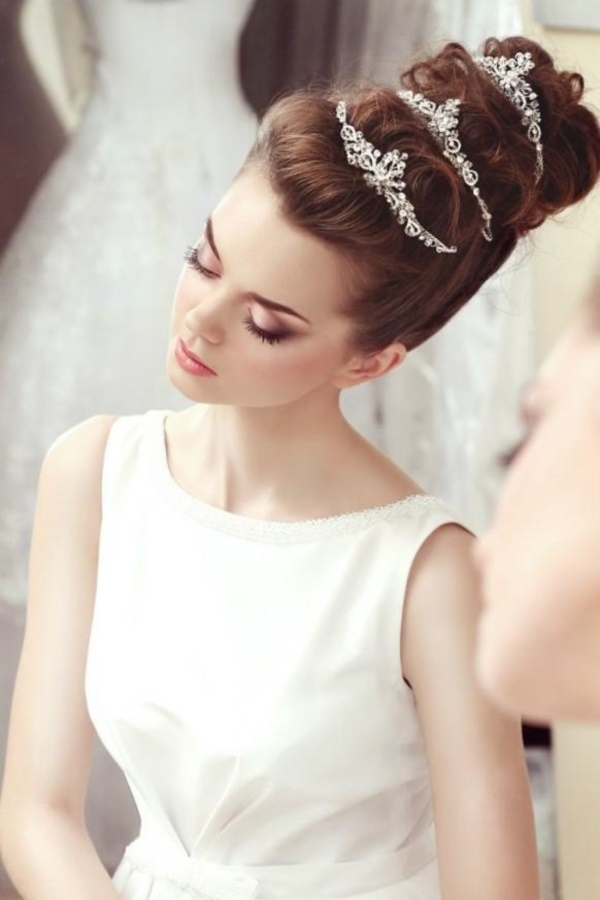Long and Short Wedding Hairstyles191