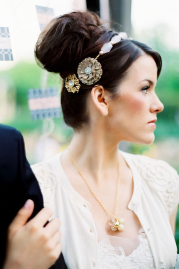 Long and Short Wedding Hairstyles331