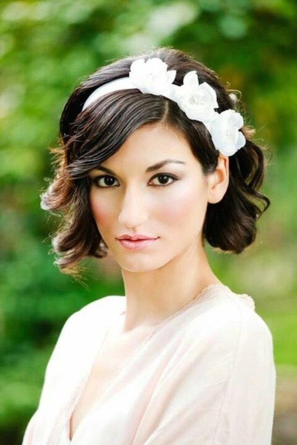 Long and Short Wedding Hairstyles411