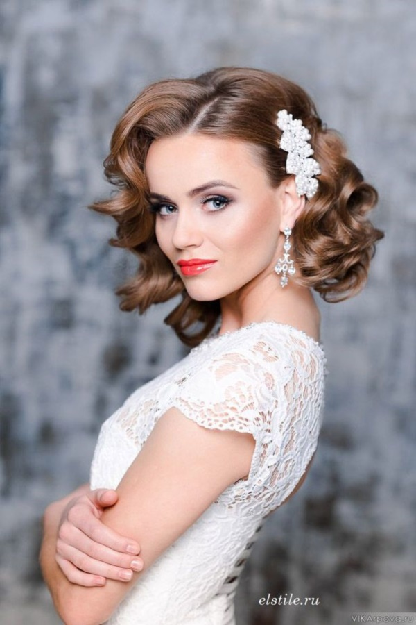 Long and Short Wedding Hairstyles431
