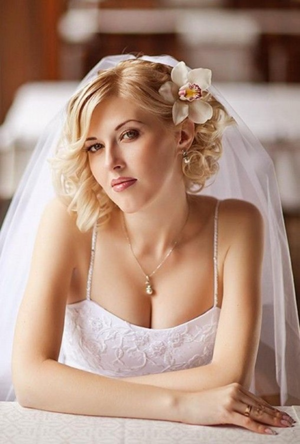 Long and Short Wedding Hairstyles451