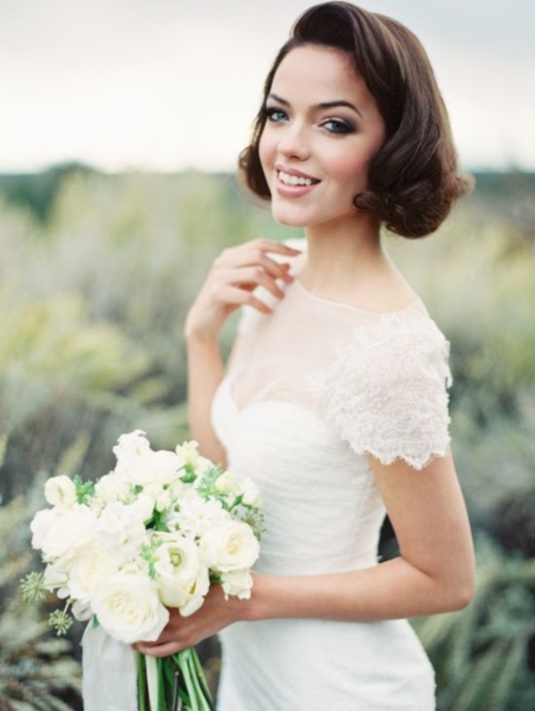 Long and Short Wedding Hairstyles501