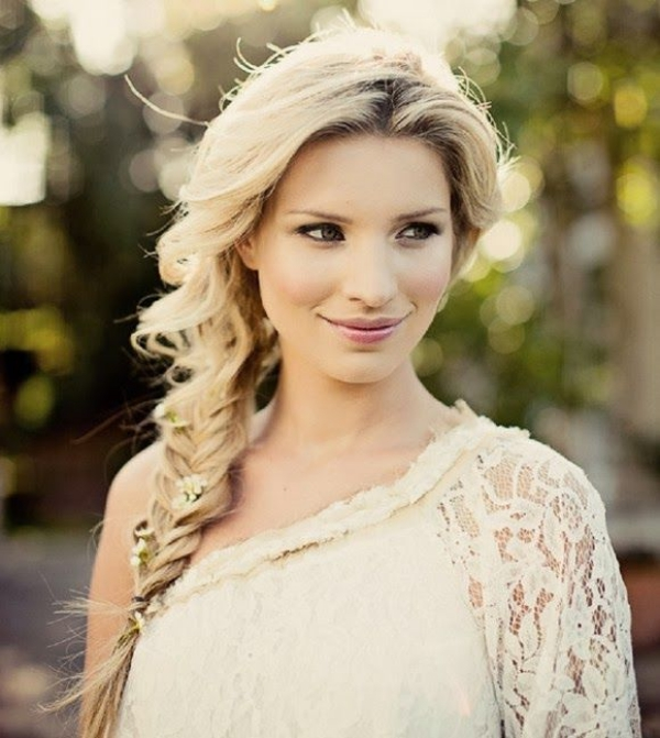 Long and Short Weddings Hairstyles38