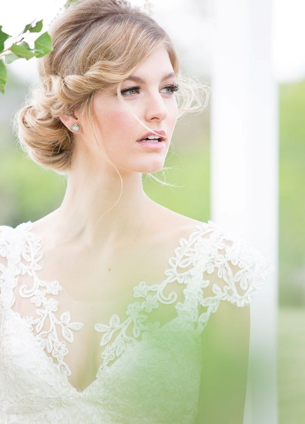 Long and Short Weddings Hairstyles45