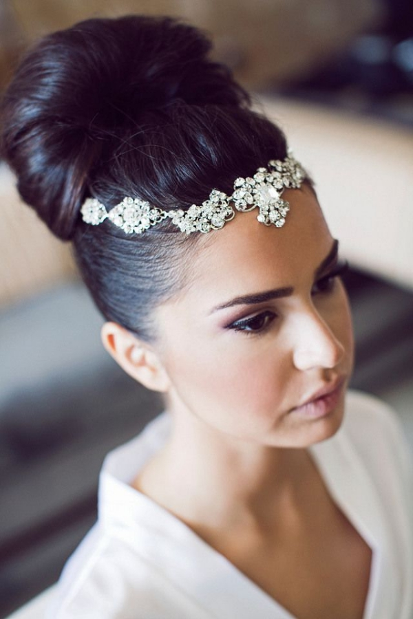 Long and Short Weddings Hairstyles47