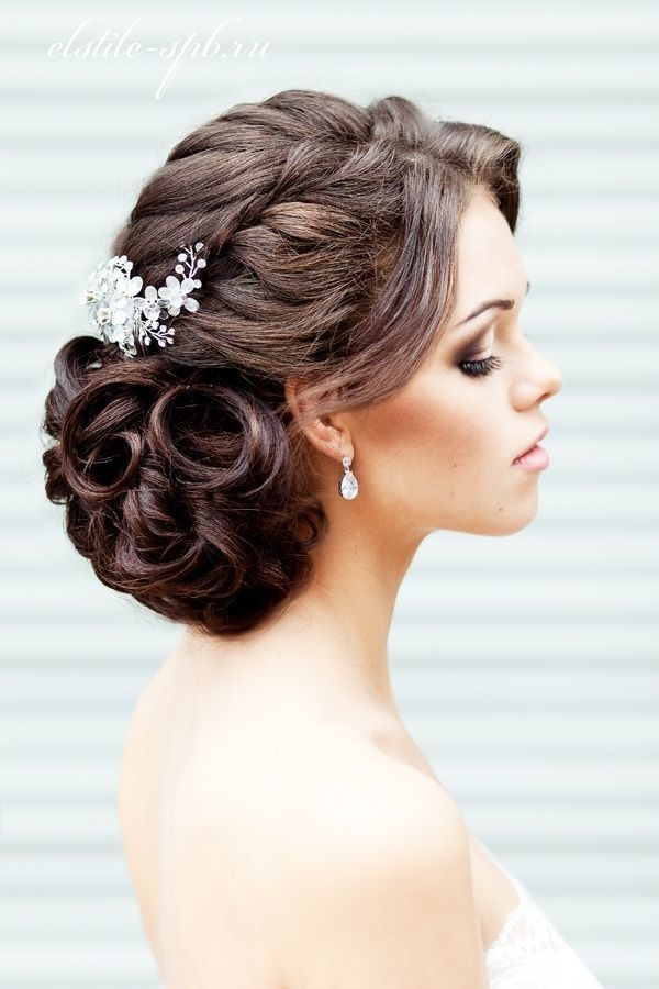 70 Steal-worthy Long and Short Weddings Hairstyles