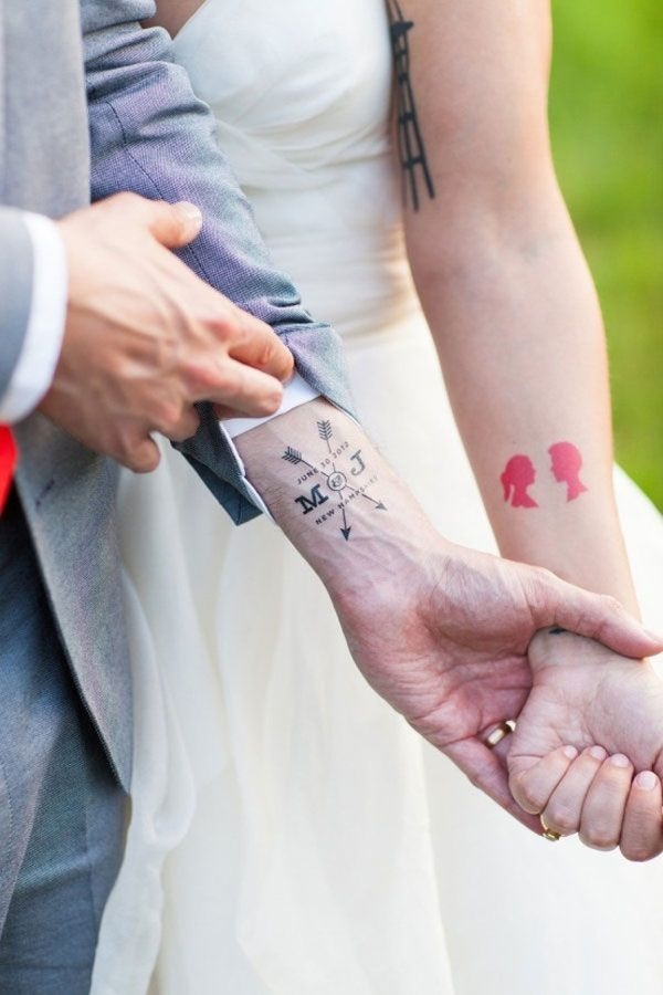 Matching Couple Tattoo Ideas0311