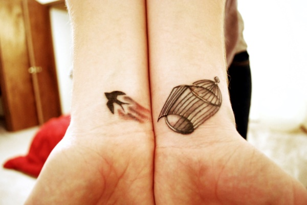 Matching Couple Tattoo Ideas041