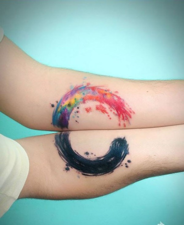 Matching Couple Tattoo Ideas0851