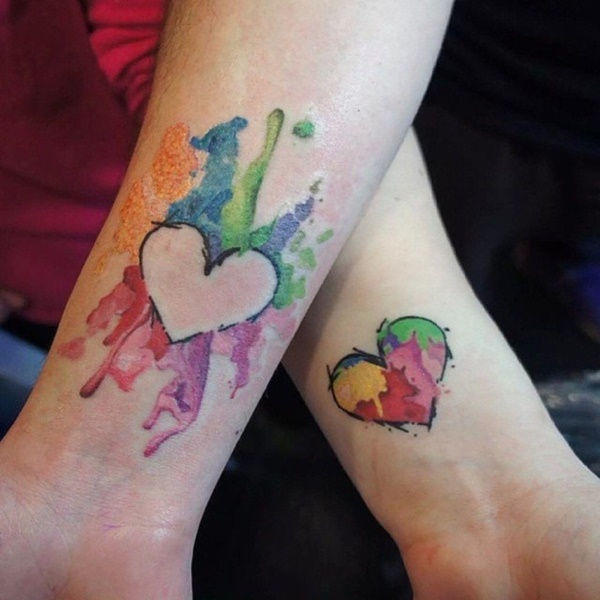 Matching Couple Tattoo Ideas0861