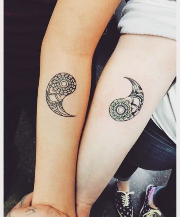 06de876798bbb 101 Matching Couple Tattoo Ideas for Passionate Lovers