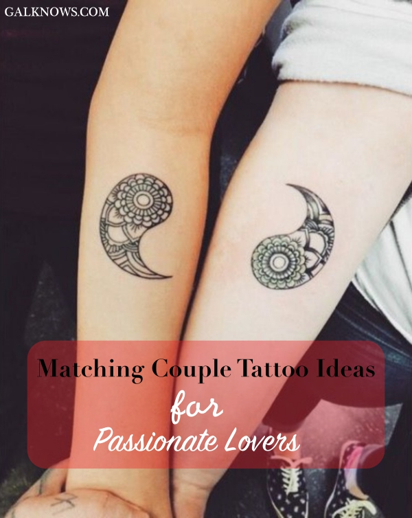 Matching Couple Tattoo Ideas1.1