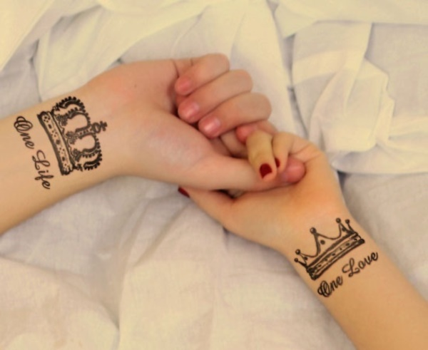 Matching Couple Tattoo Ideas101
