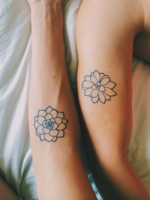 Matching Couple Tattoo Ideas1071