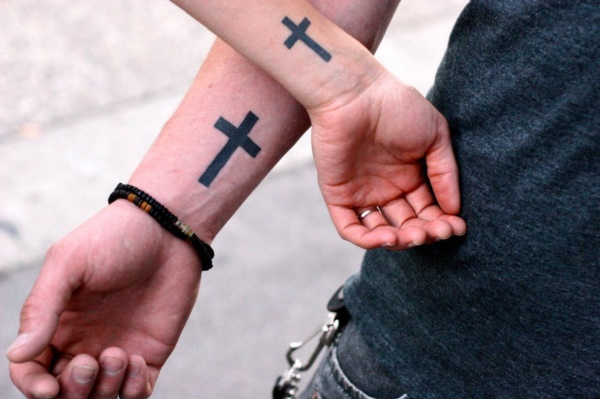 Matching Couple Tattoo Ideas171