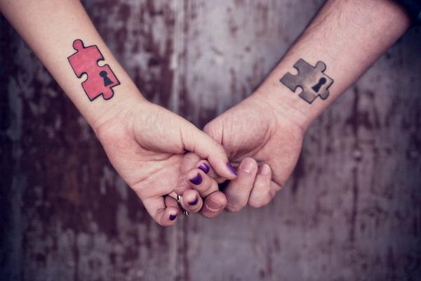 Matching Couple Tattoo Ideas421