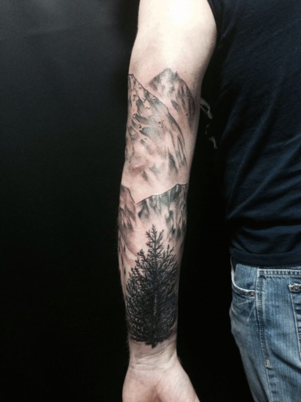 Nature Tattoos Designs and Ideas01