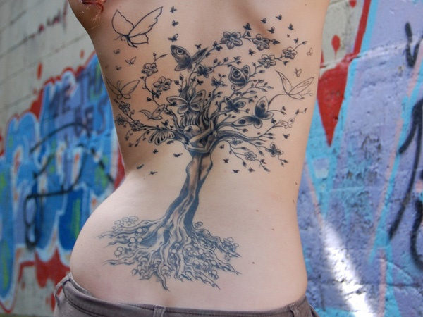 Nature Tattoos Designs and Ideas031