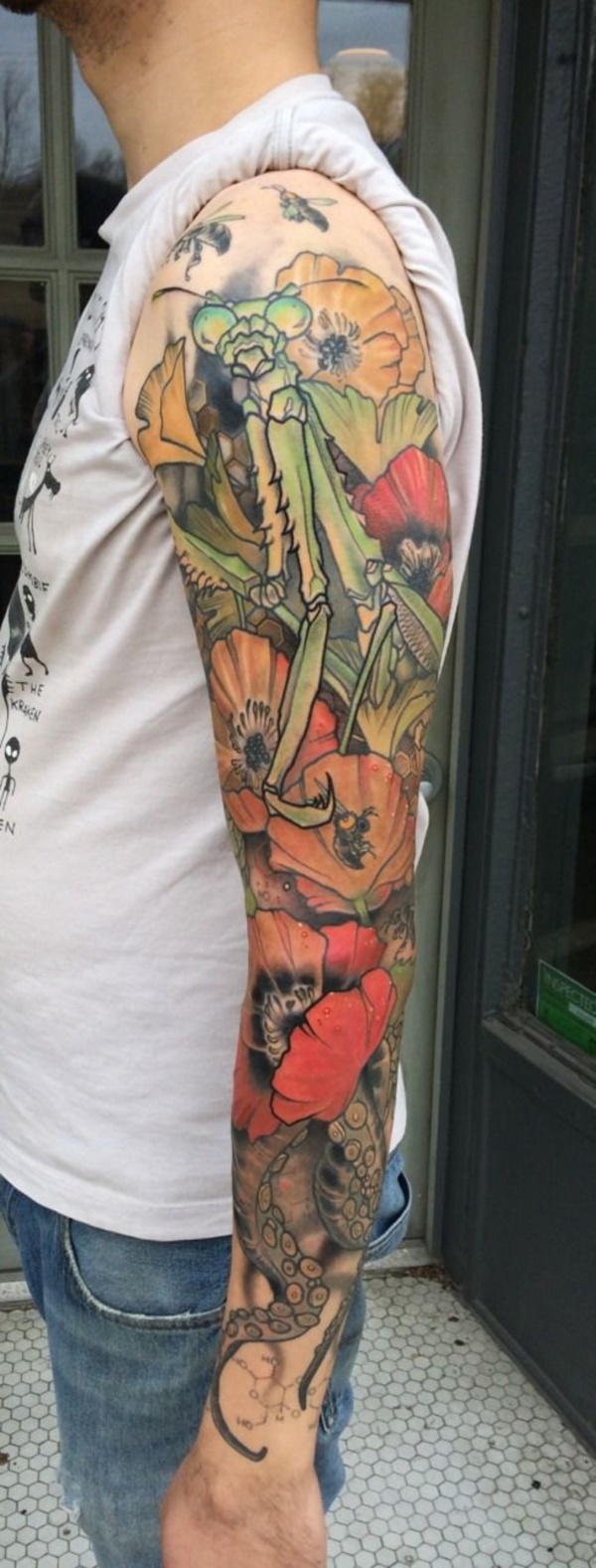 Nature Tattoos Designs and Ideas071
