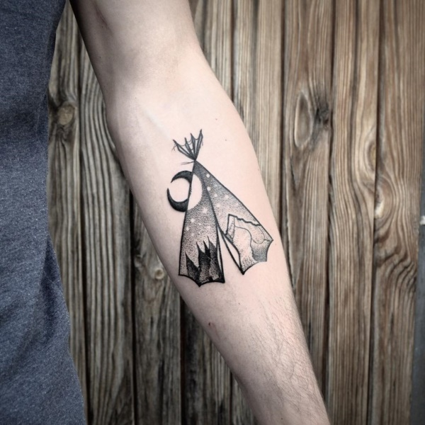 Nature Tattoos Designs and Ideas51