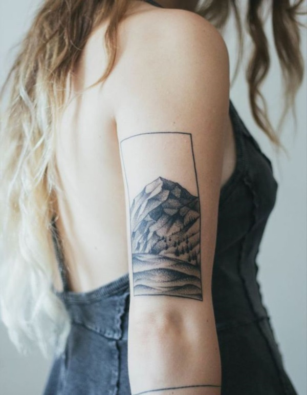 Nature Tattoos Designs and Ideas61