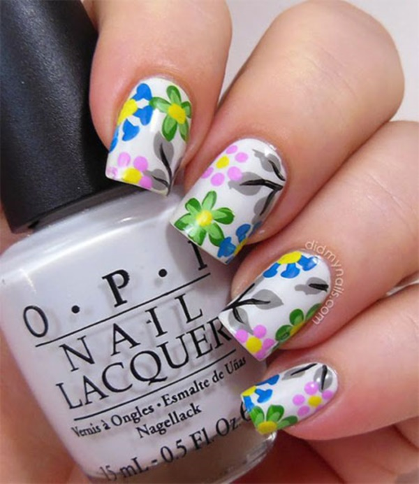 Seasonal Nail art designs and Ideas0001