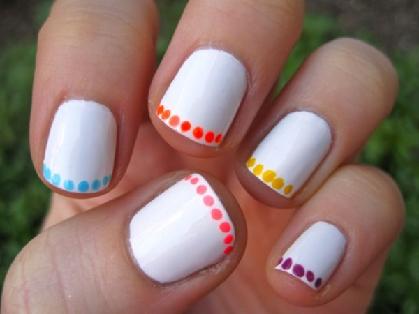 Seasonal Nail art designs and Ideas0021