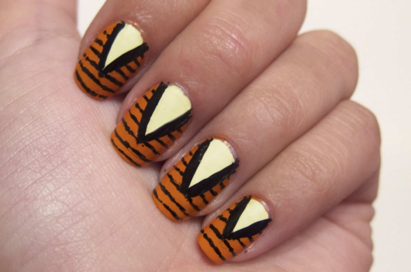 Seasonal Nail art designs and Ideas0081