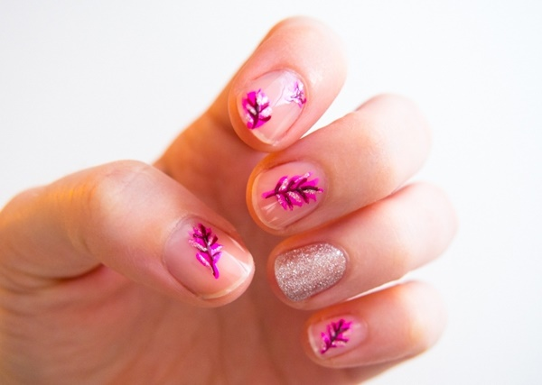 Seasonal Nail art designs and Ideas0091
