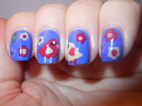 Seasonal Nail art designs and Ideas0121