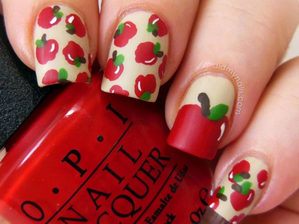 Seasonal Nail art designs and Ideas0161
