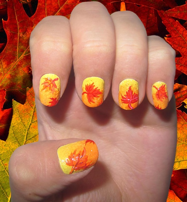 Seasonal Nail art designs and Ideas0191