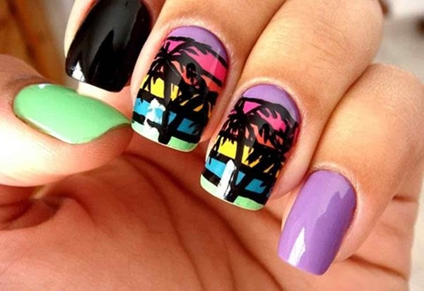 Seasonal Nail art designs and Ideas0311