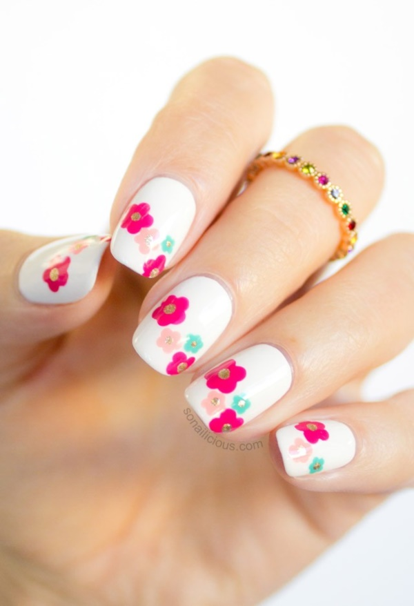 Seasonal Nail art designs and Ideas0341