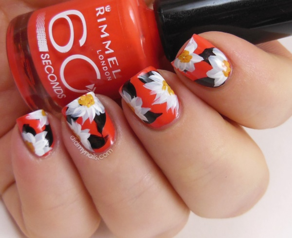 Seasonal Nail art designs and Ideas0381